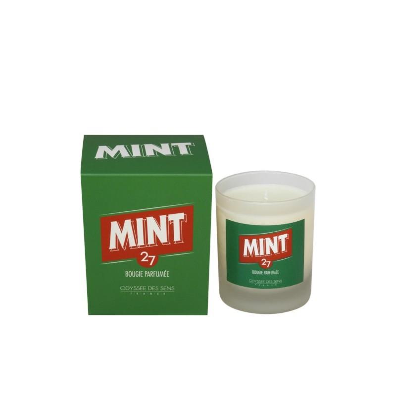 Bougie Mint 27