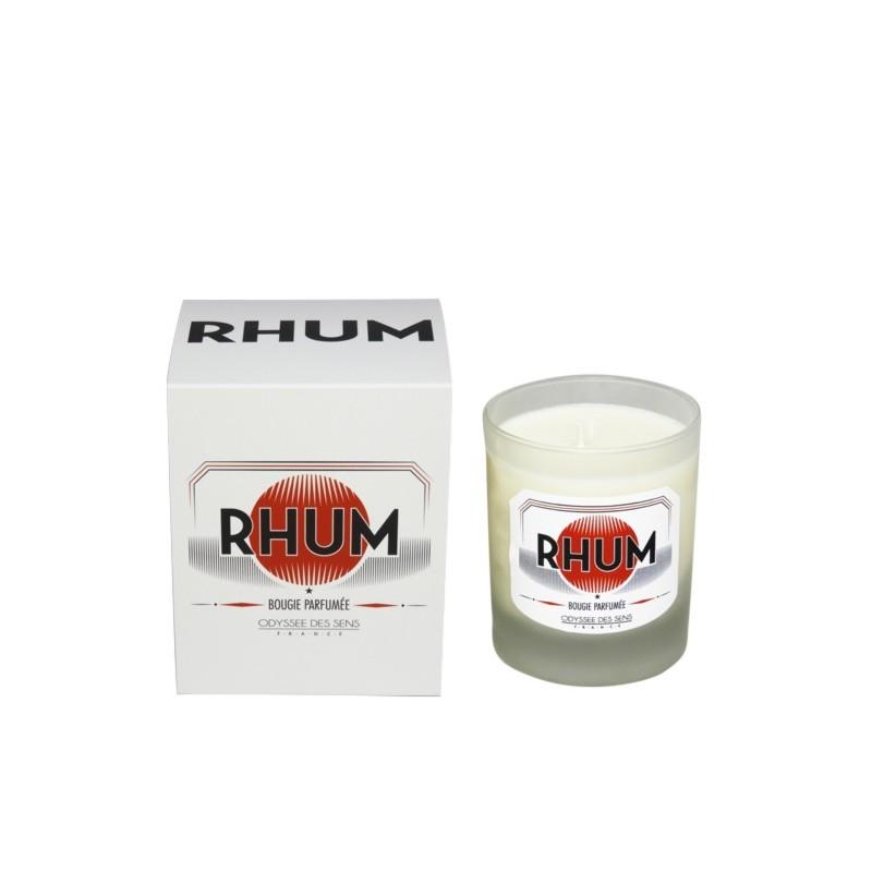 Bougie Rhum