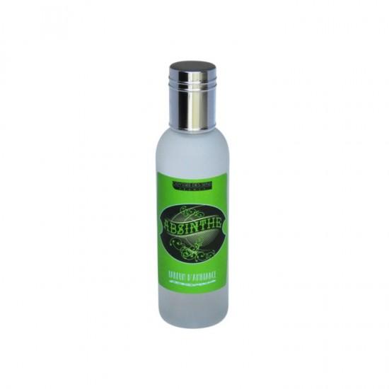 Parfum d'ambiance 100 Ml - Flacon en verre dépoli - Parfum Absinthe