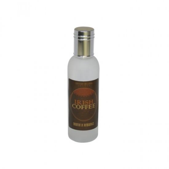 Parfum d'ambiance 100 Ml - Flacon en verre dépoli - Parfum Irish Coffee