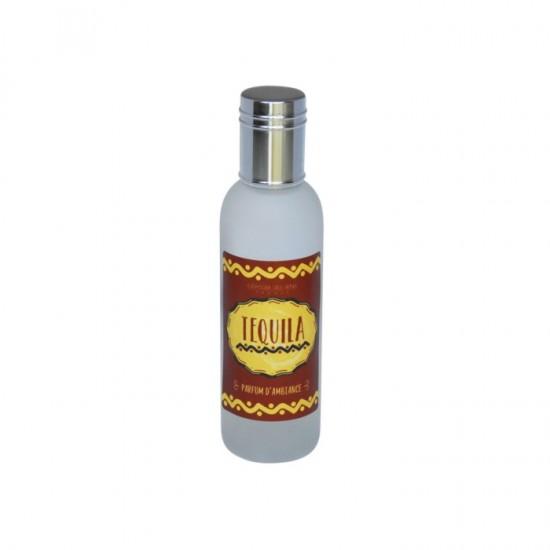 Parfum d'ambiance 100 Ml - Flacon en verre dépoli - Parfum Tequila