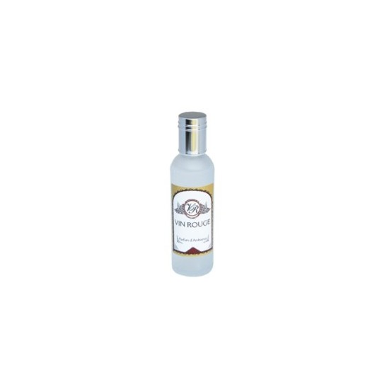 Parfum d'ambiance 100 Ml - Flacon en verre dépoli - Parfum Vin Rouge