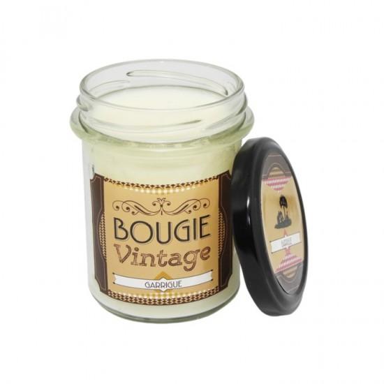 Bougie Vintage 150g Garrigue
