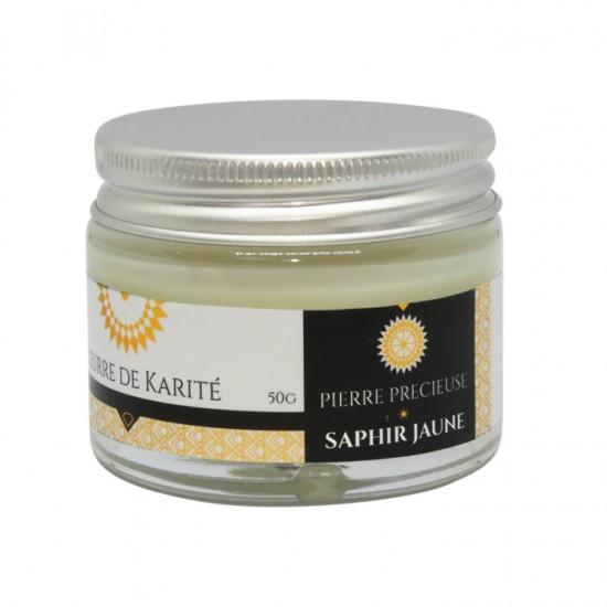 Beurre de karité Saphir Jaune