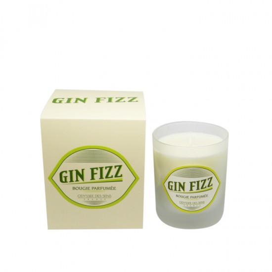 Bougie Gin Fizz