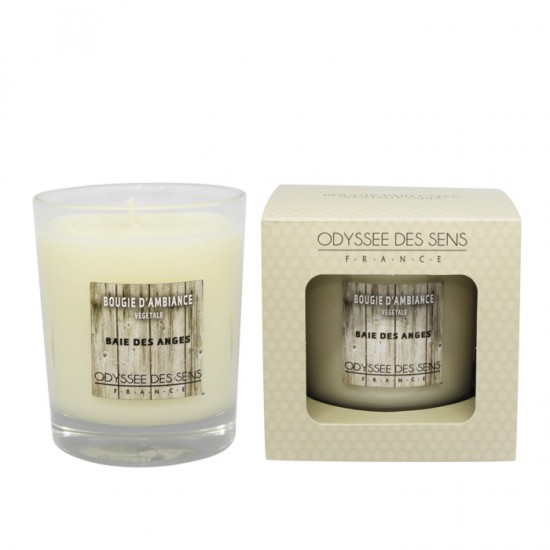 Bougie 180g Baie des Anges...