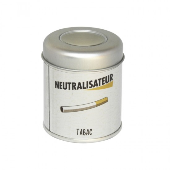 Bougie Neutralisateur Tabac