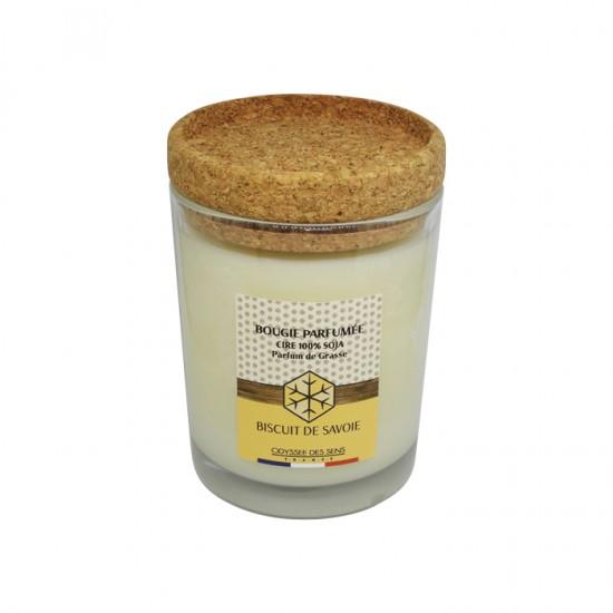 Bougie Biscuit de Savoie...