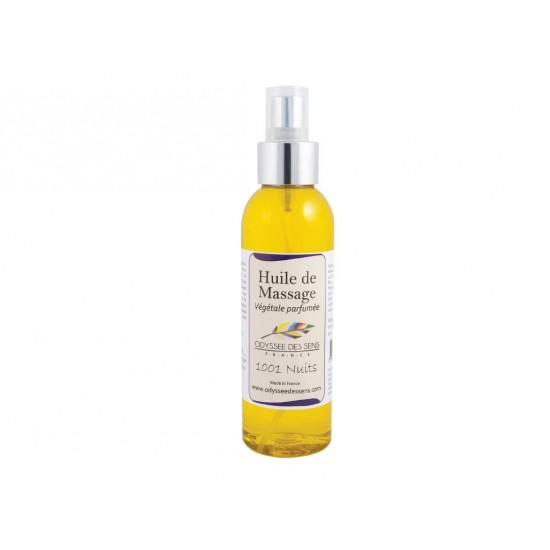 Huile de massage parfumée 150 Ml - 1001 nuits