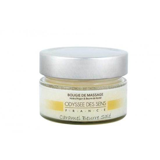 Bougie de massage 90 G - Caramel beurre salé