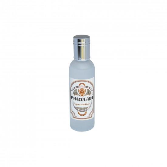 Parfum d'ambiance 100 Ml - Flacon en verre dépoli - Parfum Pinacolada