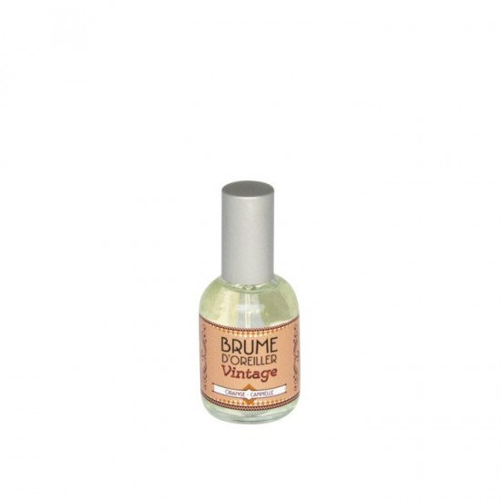 Brume d'oreiller 50 ml Orange cannelle