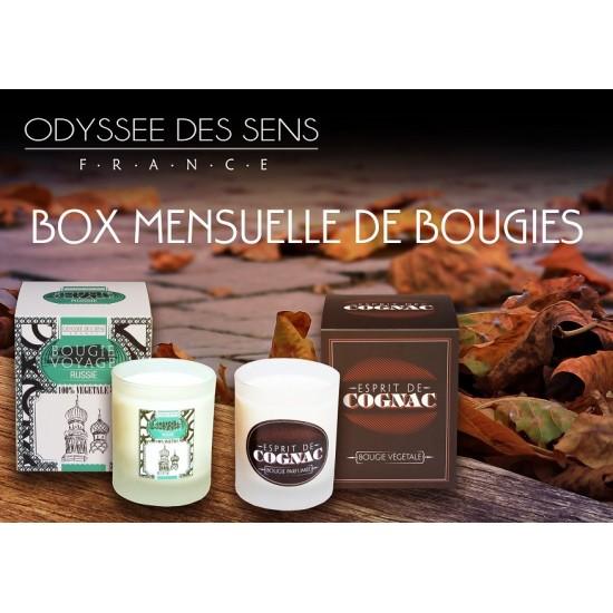 Box Novembre Cognac Russie