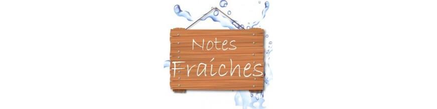 Notes Fraiches